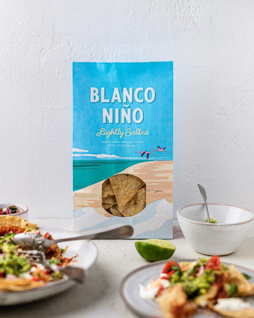 Chilaquiles_nachos_recipe_toritllachips_guacamole_salsa_blanco_nino