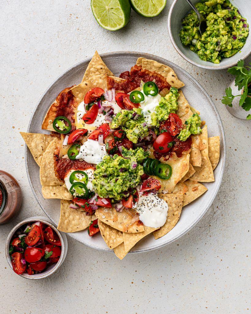 Chilaquiles_nachos_recipe_toritllachips_guacamole_salsa